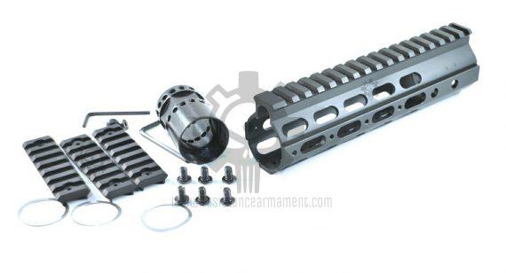 Resistance Armament AR15 7 inch Ultra Slim Free Floating Handguard (1)