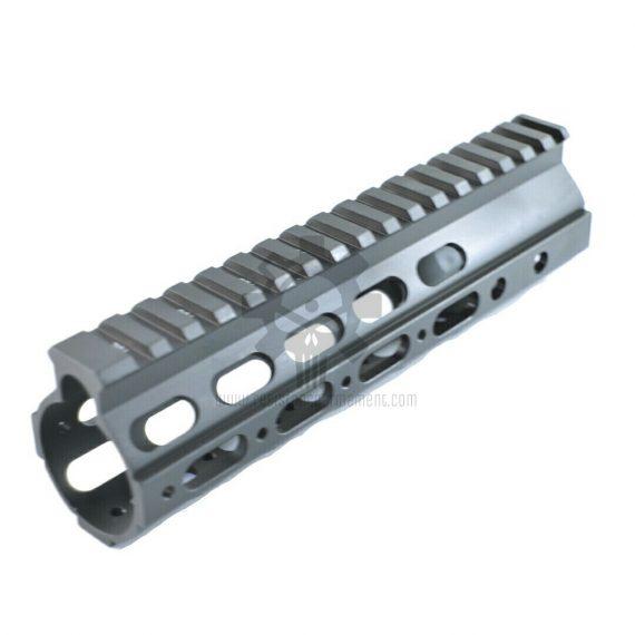 Resistance Armament AR15 7 inch Ultra Slim Free Floating Handguard (2)