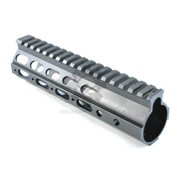 Resistance Armament AR15 7 inch Ultra Slim Free Floating Handguard (3)