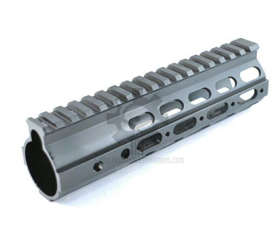 Resistance Armament AR15 7 inch Ultra Slim Free Floating Handguard (5)