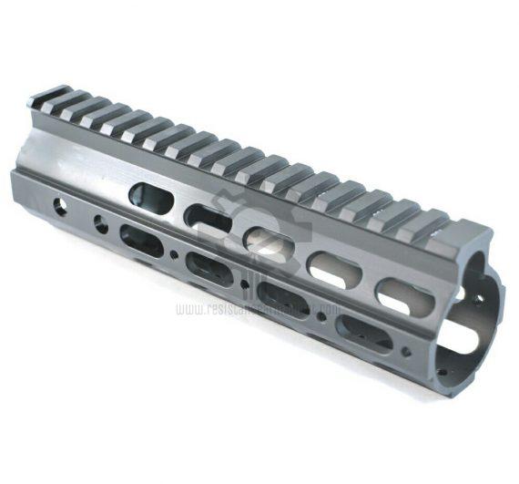 Resistance Armament AR15 7 inch Ultra Slim Free Floating Handguard (6)