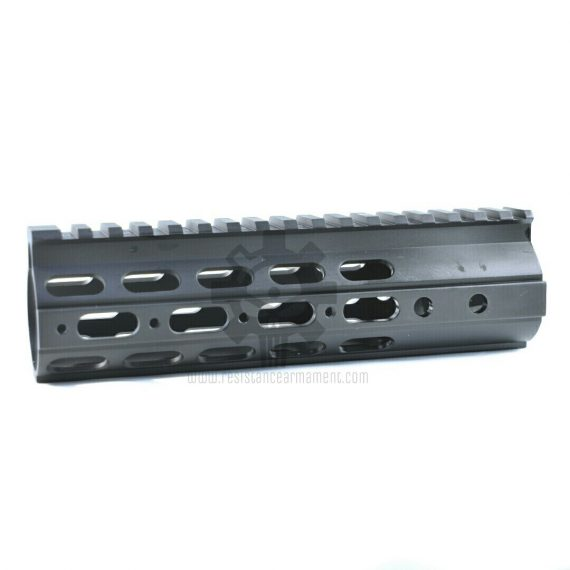 Resistance Armament AR15 7 inch Ultra Slim Free Floating Handguard (7)
