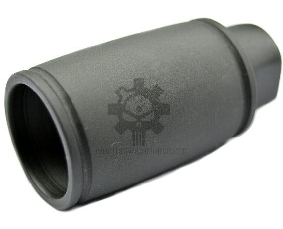 resistance armament ar15 chubby mofo flash can muzzle brake krinkov