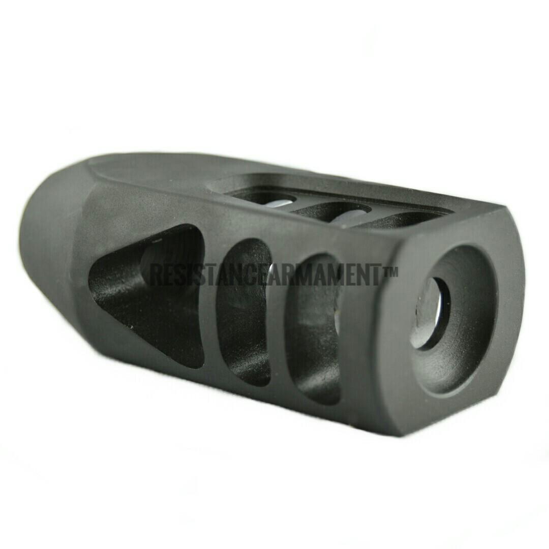 resistance armament 308 p c b precision compensating brake 5 8 24 resistancearmament. Black Bedroom Furniture Sets. Home Design Ideas