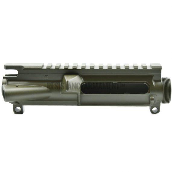 Resistance Armament AR15 Anderson Stripped Upper Receiver Magpul OD Green Cerakote 2