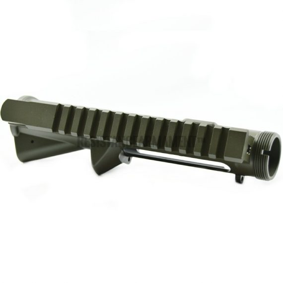 Resistance Armament AR15 Anderson Stripped Upper Receiver Magpul OD Green Cerakote 6