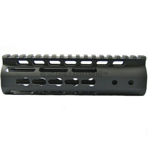Resistance Armament AR15 Keymod Handguard Slim Keymod Handguard 7 inches carbine length (10)