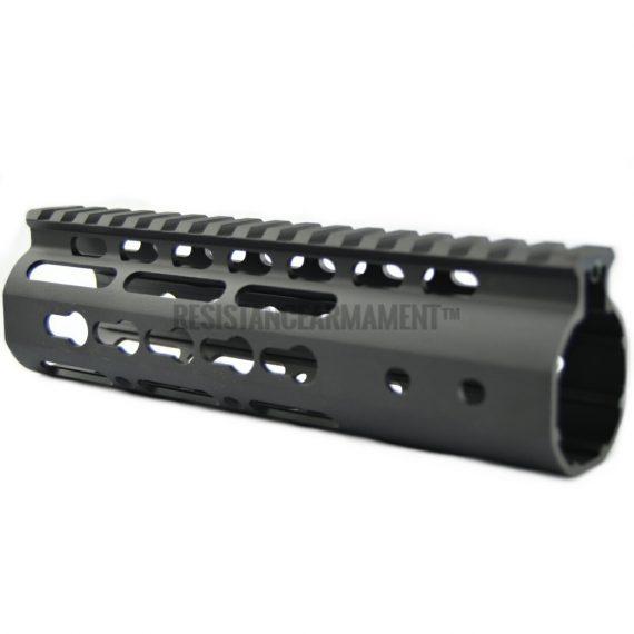 Resistance Armament AR15 Keymod Handguard Slim Keymod Handguard 7 inches carbine length (12)