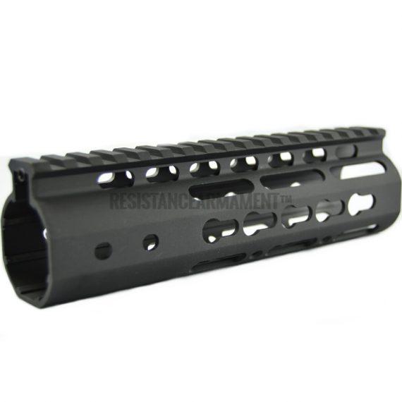 Resistance Armament AR15 Keymod Handguard Slim Keymod Handguard 7 inches carbine length (16)