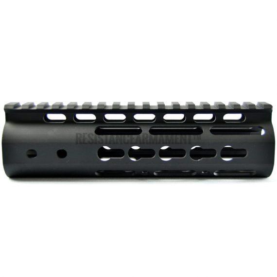 Resistance Armament AR15 Keymod Handguard Slim Keymod Handguard 7 inches carbine length (2)