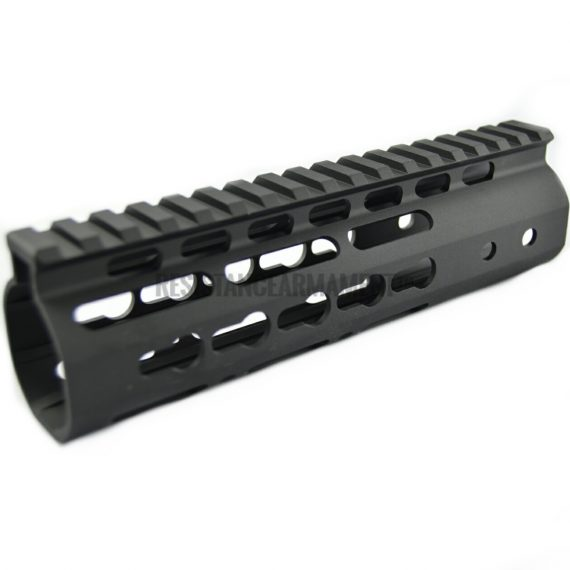 Resistance Armament AR15 Keymod Handguard Slim Keymod Handguard 7 inches carbine length (22)