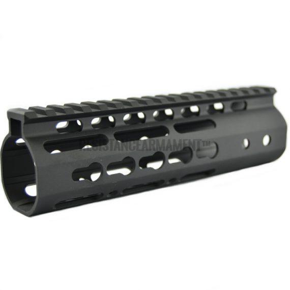 Resistance Armament AR15 Keymod Handguard Slim Keymod Handguard 7 inches carbine length (8)